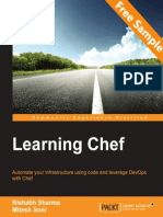 Learning Chef - Sample Chapter