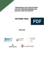 Informe Final Estrategia Pedagogica AP Peru