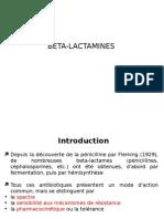 2.Betalactamines