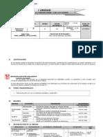 Unidad de Aprendizaje 1er Bimestre- Pfrh -5to Cb - 2014