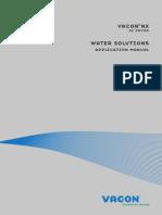 Vacon Nxs Nxp Asfig100 Water Sol App Manual Dpd013