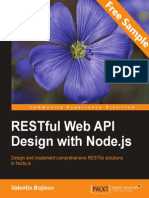 RESTful Web API Design with Node.js - Sample Chapter