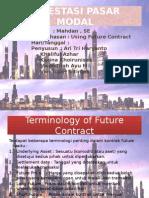 Using Future Contract