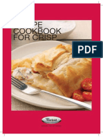 Crisp Cookbook Whirlpool