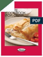 Crisp Cookbook Whirlpool
