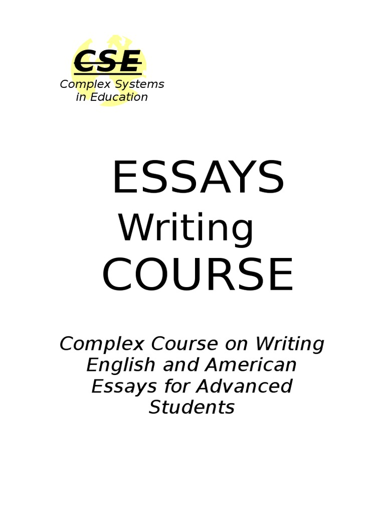 English Essays Writing Course For Advanced Students  Andrew  English Essays Writing Course For Advanced Students  Andrew Carnegie   Mind Professional Writing Services Pricing also An Essay About Health  Health Promotion Essays