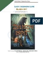 Holly Black & Cassandra Clare - Željezni Ispit - Magisterium 1