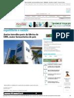 Anvisa Interdita Parte Da Fábrica Da EMS, Maior Farmacêutica Do País - 04-02-2015 - Equilíbrio e Saúde - Folha de S