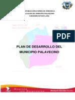 Plan de Desarrollo Municipal ( Mnicipio Palavecino)