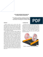 A Tool and a Method for Fe Analysis of Wheel Rail Interaction