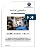 Neps Literacy Good Practice Guide