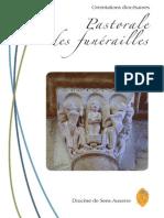 Orientations diocésaines Pastorales des funérailles