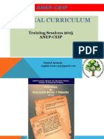 National Curriculum - 2015