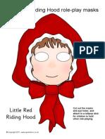 Red Riding Hood Masks