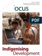 Indigenising Development - IPC May 2009