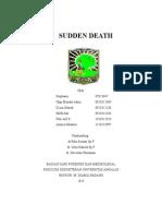 Case Forensik - Sudden Death