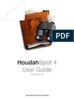 HoudahSpot User Guide