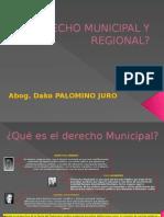 Curso Derecho Municipal