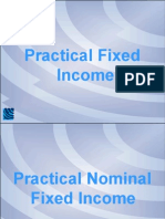 Pratical Fixed Income_EISTI 2015