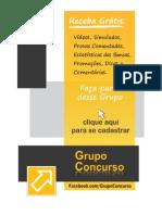Português - Fcc Exercício - Nivel Superior
