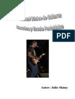 Curso Basico Guitarra Acordes y Pentatonica - Julio Skimy