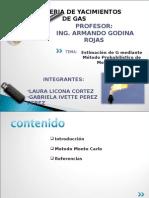 Tarea# 4 -Calculo de Reservas Metodo Monte Carlo(Gabriela Ivette Perez Perez-Laura Licona Cortez)