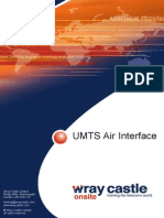 Wray Castle - UMTS Air Interface