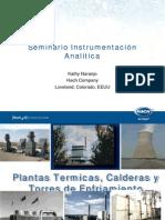 Seminario Instrumentación Analítica_Planta Termica