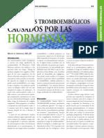 Problemas Tromboembólicos
