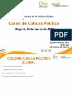 Colombia en La Politica Global