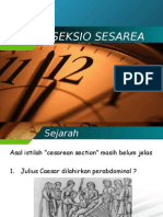 Edited - Seksio Sesarea Baru
