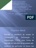 Apresentação TCC CELI
