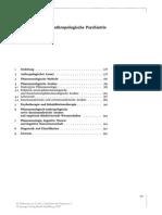 Krauss (1999) Phanomenologische Anthropologische Psychiatrie