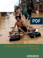 Cities and Climate Change Strategy
