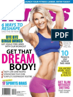 Fitness Magazine - October 2014 ZA