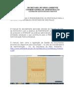 Manual Normas Procedimentos Protocolo