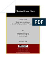 Utah Charter School Study