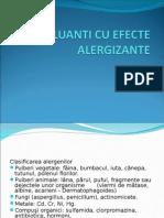 Curs 5 Alergeni