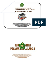 Sampul Catatan Guru Dan Karyawan