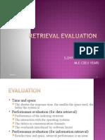 Retrieval Evaluation