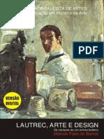 Lautrec - Arte e Design