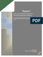 Raportul PL cu referire la BEM, Banca Sociala