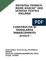 PROIECT CONFECȚII ANUL III.doc