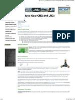 Natural Gas (CNG and LNG)