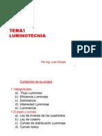 TEM302 1 Luminotecnia 1-2015