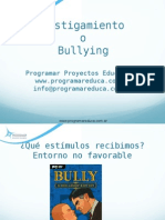 Bullying 2012 Universidad Di Tella