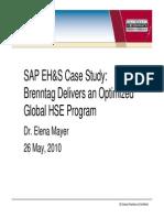 SAP Brenntag Presentation