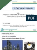 PQI I Aula1 Introducao Ao Estudo Dos Pq