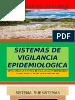 Como Crear Un Sistema de Vigilancia Epidemiologica