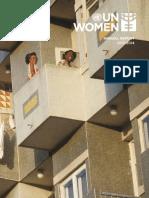 UN WOMEN ANNUAL REPORT 2013-2014